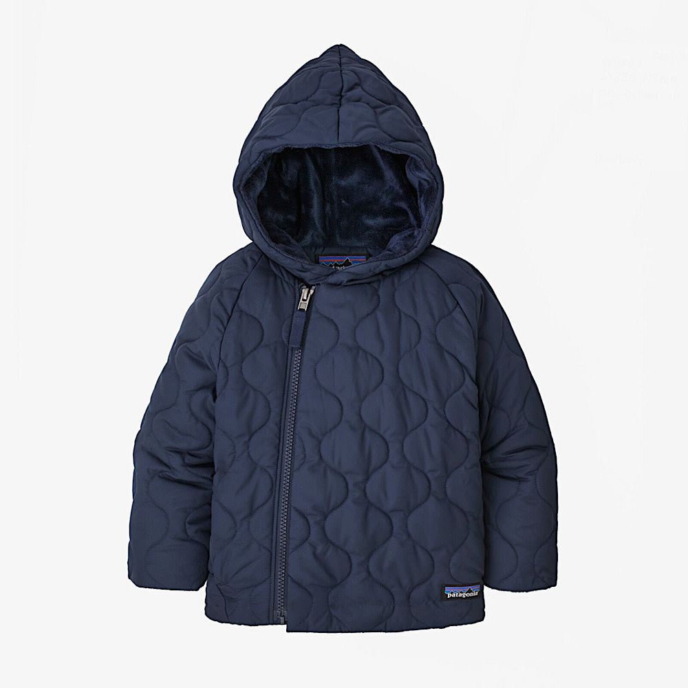 Patagonia Baby Quilted Puff Jacket - New Navy
