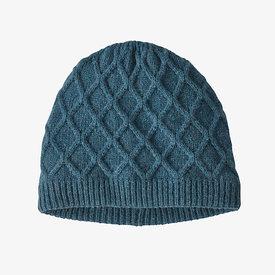 Patagonia Patagonia Womens Honeycomb Knit Beanie - Abalone Blue