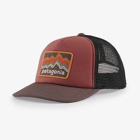 Patagonia Patagonia Ridge Rise Stripe Interstate Hat - Dusky Brown