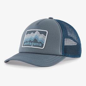 Patagonia Patagonia Ridge Rise Stripe Interstate Hat - Plume Grey