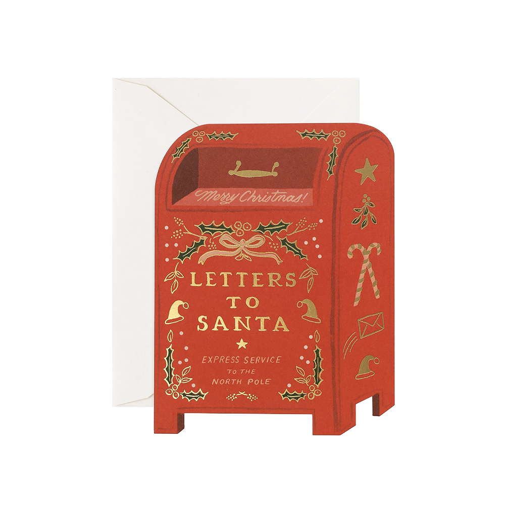 Rifle Paper Co. Card - Letters to Santa