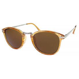 AJ Morgan Castro Sunglasses - Amber Stripe