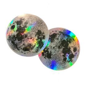 Little Lark Little Lark - Hologram Moon Sticker