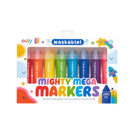 Ooly Mighty Mega Markers Set