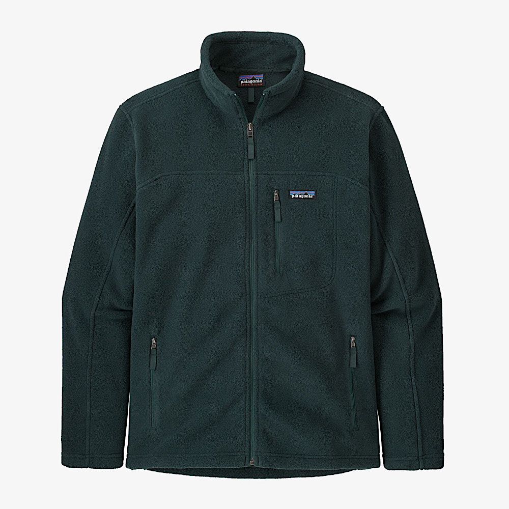 Patagonia Mens Classic Synch Jacket - Northern Green