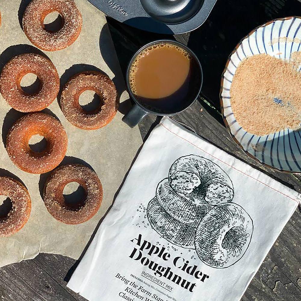 FarmSteady - Apple Cider Doughnut Baking Mix