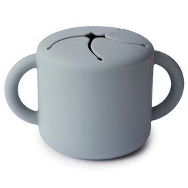 Mushie Mushie Snack Cup - Stone
