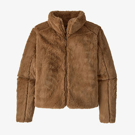 Patagonia Patagonia Womens Lunar Frost Jacket - Nest Brown