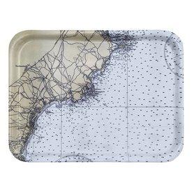 Trays4Us Kennebunkport Chart Tray - Large