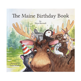 Home Ice Productions The Maine Birthday Book