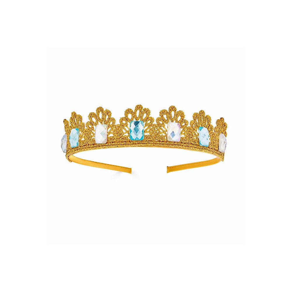 Bailey & Ava Princess Crown - Blue