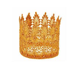 Bailey & Ava Bailey & Ava Gold Top Hat Crown