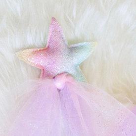 Bailey & Ava Bailey & Ava Glitter Sparkle Magic Wand - Unicorn