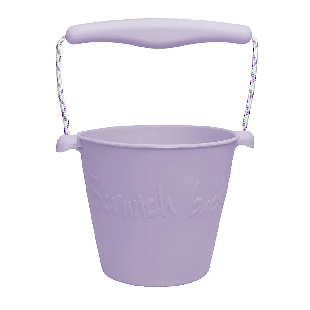 DAM LLC Scrunch Bucket - Light Purple