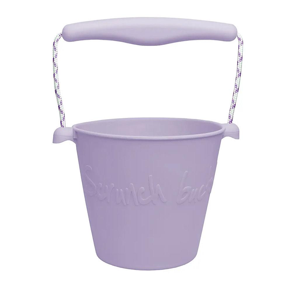 Scrunch Bucket - Light Purple