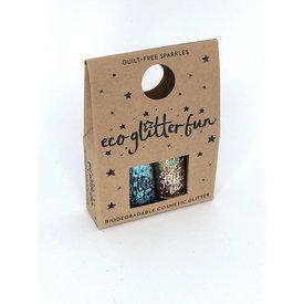 Eco Glitter Eco Glitter 2 pack - Frozen & Christmas Blend