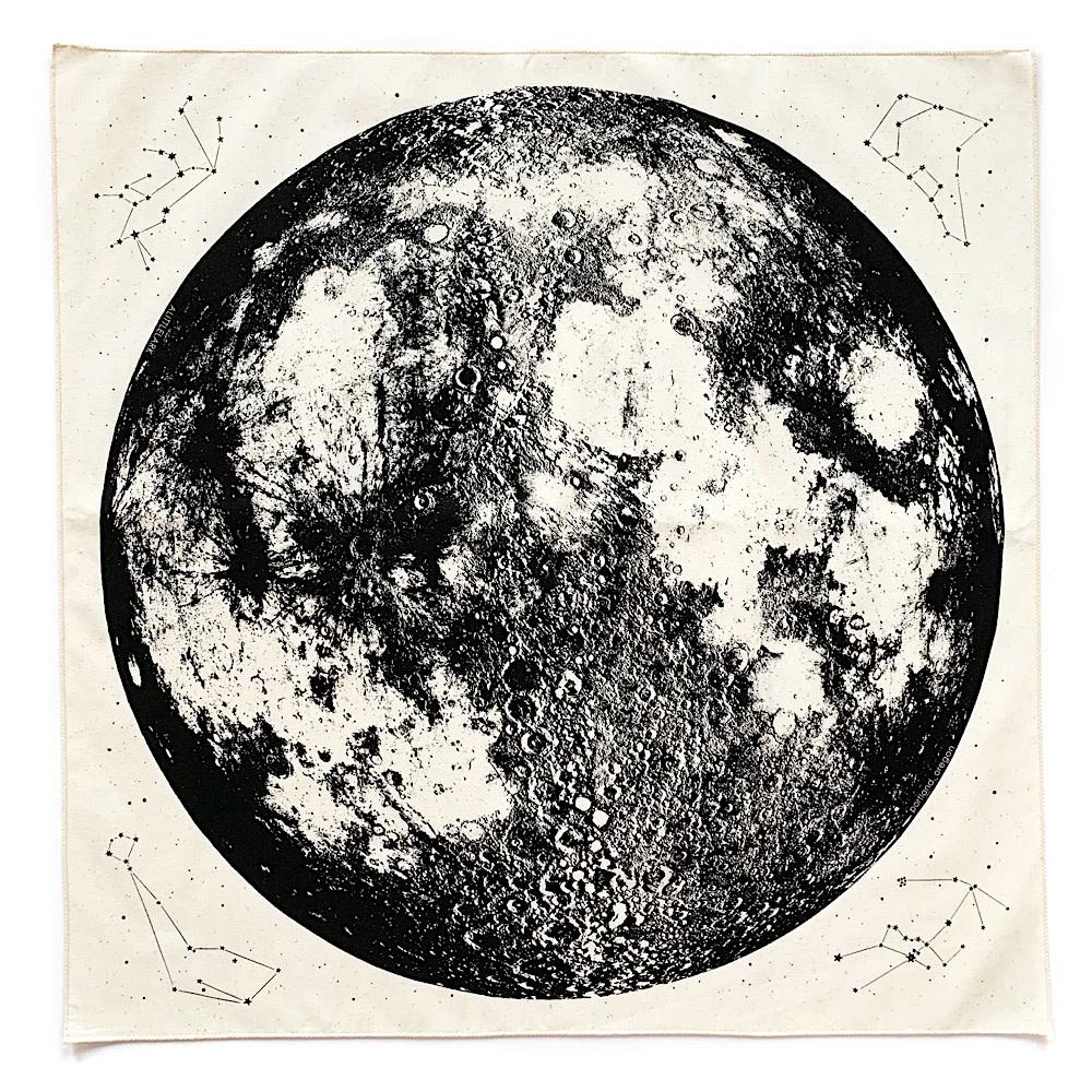 Little Lark - Full Moon Bandana