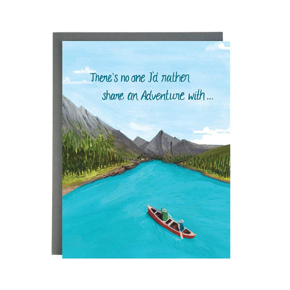 The Paperhood Card - Share An Adventure