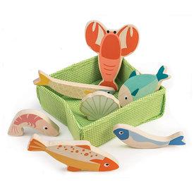 Tenderleaf Fish Crate