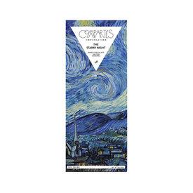 Compartes Chocolate Compartes Starry Night Van Gogh