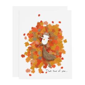 Ramus & Co Ramus & Co Card - Chipmunk Joy