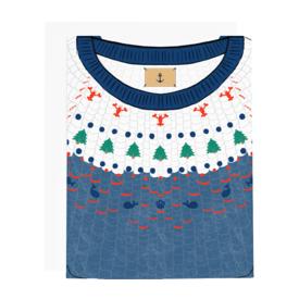 Ramus & Co Ramus & Co Card - Nautical Sweater