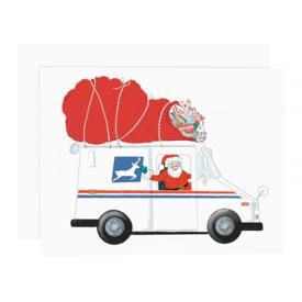 Ramus & Co Ramus & Co Card - Santa Man Delivery