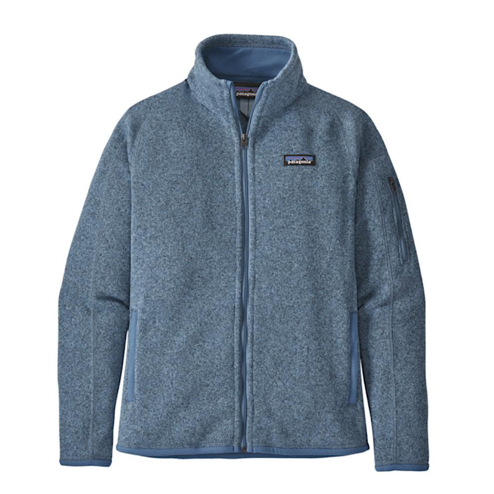 Patagonia Womens Better Sweater Jacket - Berlin Blue