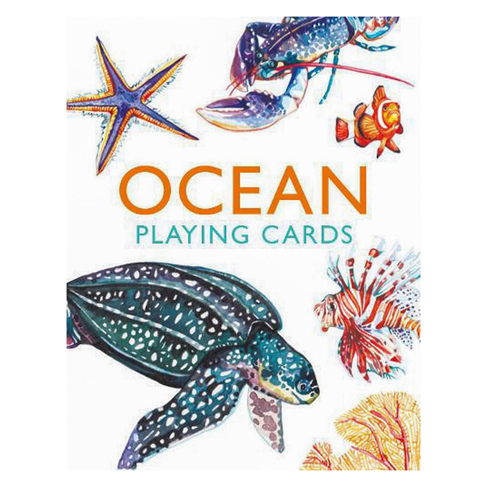 Chronicle Ocean Playing Cards