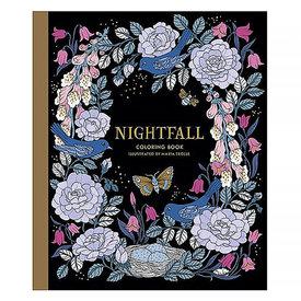 Gibbs Smith Nightfall Coloring Book