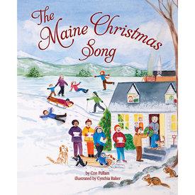McSea Books The Maine Christmas Song