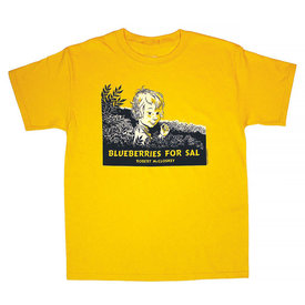 Liberty Graphics Liberty Graphics Youth Tee - Blueberries For Sal Cover - Daisy