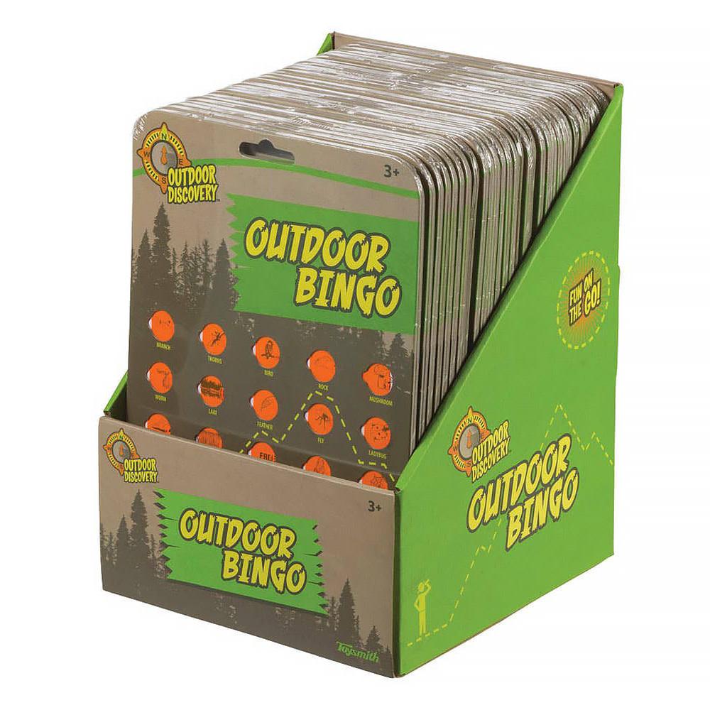Outdoor Bingo Game