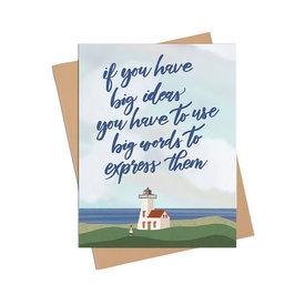 Happy Sappy Mail Happy Sappy Mail Card - Big Ideas