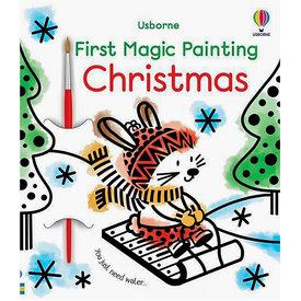 Usborne First Magic Painting Book - Christmas