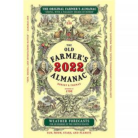 Houghton Mifflin Harcourt The Old Farmer's Almanac 2022