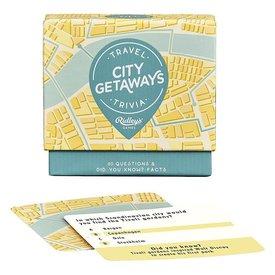 Wild & Wolf Travel Trivia - City Getaways