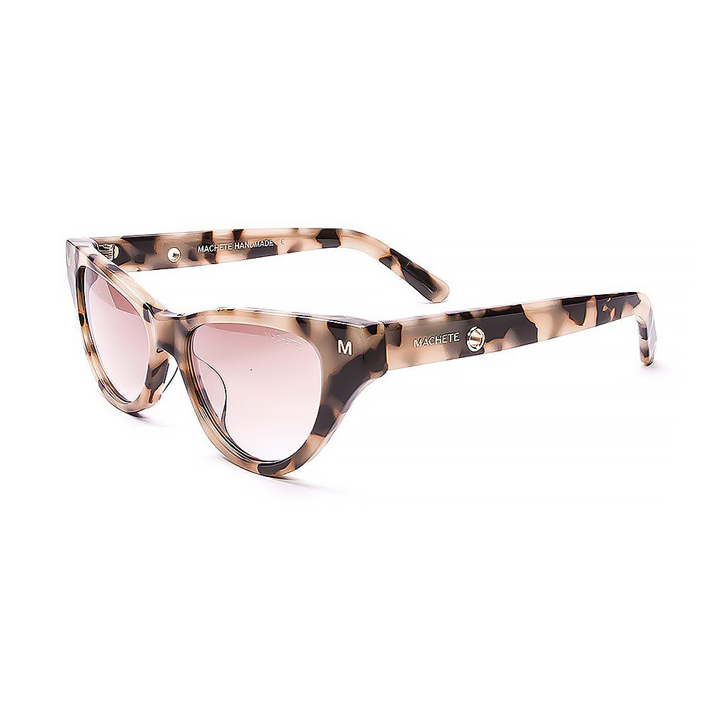 Machete Machete - Suzy Sunglasses - Blonde Tortoise