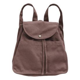 Baggu Baggu Drawstring Backpack - Peppercorn