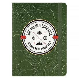 Peter Pauper The Hiking Log Book