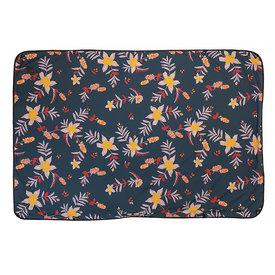Coalatree Coalatree Kachula Adventure Blanket - Navy Wildflower