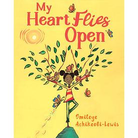 Random House My Heart Flies Open