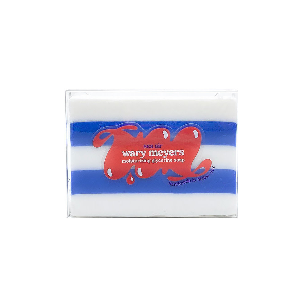 Wary Meyers Soap - Sea Air