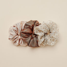 Noralee Noralee Oversized Scrunchies - Set of 3