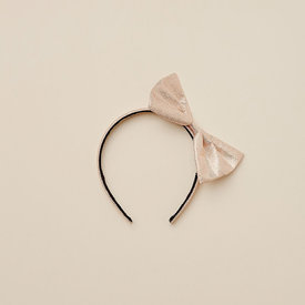 Noralee Noralee Bow Headband - Rose Gold