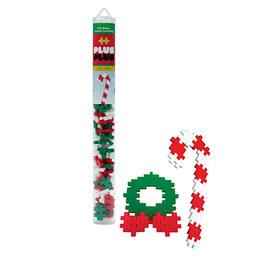 Plus Plus Plus Plus Mini Maker Tube - Holiday