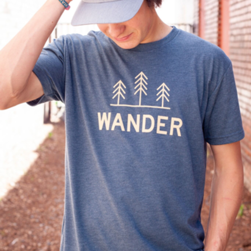 California 89 Men's Wander Tee