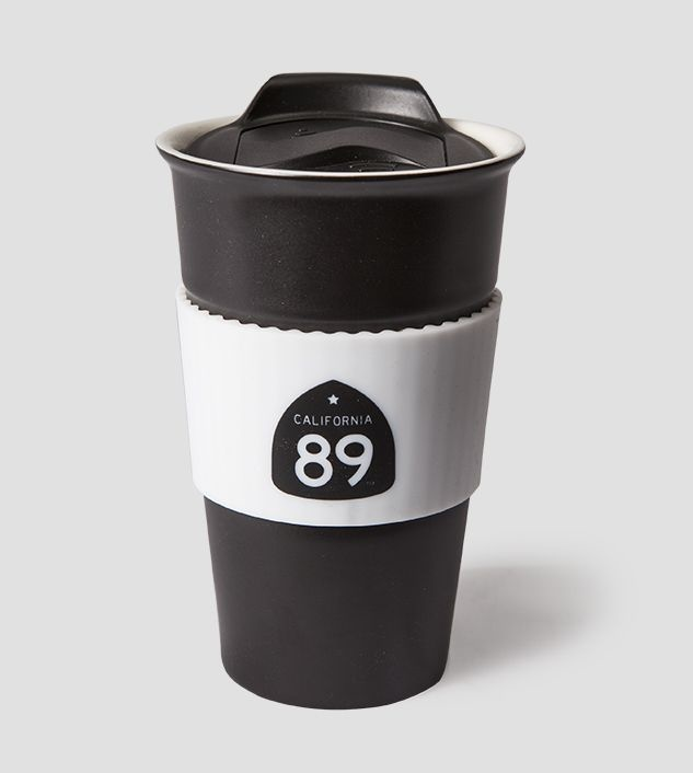 California 89 Travel Coffee Mug