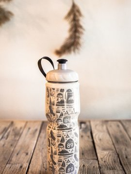 California 89 CA89 Mural Polar Water Bottle