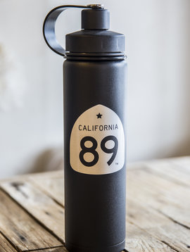 California 89 24 oz Eco Vessel Water Bottle